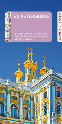 GO VISTA: Reiseführer St. Petersburg von Thauwald,  Pia