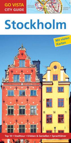 GO VISTA: Reiseführer Stockholm von Knoller,  Rasso