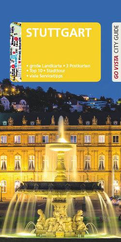 GO VISTA: Reiseführer Stuttgart von Mischke,  Roland
