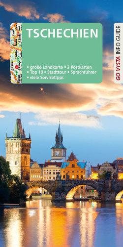 GO VISTA: Reiseführer Tschechien von Habitz,  Gunnar