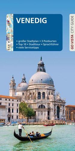 GO VISTA: Reiseführer Venedig von Bisping,  Stefanie, Naredi-Rainer,  Dagmar von