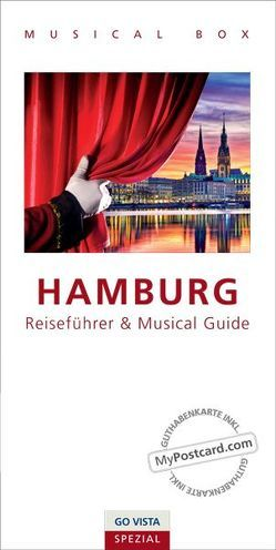 GO VISTA Spezial: Musical Box – Hamburg von Möhlmann,  Holger, Viedebantt,  Klaus