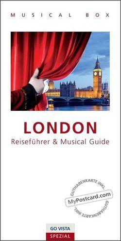 GO VISTA Spezial: Musical Box – London von Möhlmann,  Holger, Sparrer,  Petra