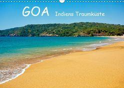 Goa Indiens Traumküste (Wandkalender 2019 DIN A3 quer) von Rauchenwald,  Martin
