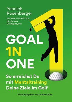 Goal in One von Rosenberger,  Yannick