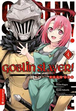 Goblin Slayer! Year One 04 von Eida,  Kento, Kagyu,  Kumo