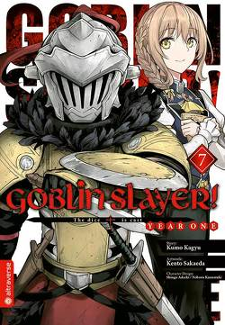 Goblin Slayer! Year One 07 von Eida,  Kento, Kagyu,  Kumo