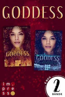 Goddess: Alle Bände der romantischen Reihe in einer E-Box! von Dutter,  Andreas