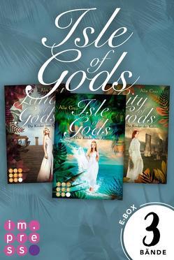 Gods: Alle Bände der göttlich-romantischen Reihe in einer E-Box! von Cruz,  Alia
