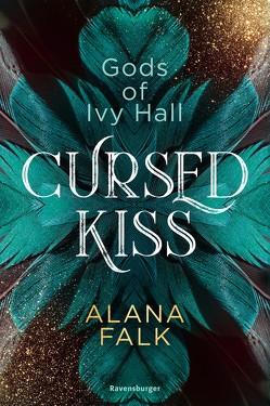 Gods of Ivy Hall, Band 1: Cursed Kiss von Falk,  Alana