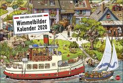 Göbel & Knorr Wimmelbilder Edition Kalender 2020 von Göbel,  Doro, Heye, Knorr,  Peter