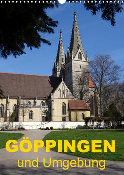 Göppingen und Umgebung (Wandkalender 2021 DIN A3 hoch) von u.a.,  KPH