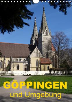 Göppingen und Umgebung (Wandkalender 2021 DIN A4 hoch) von u.a.,  KPH