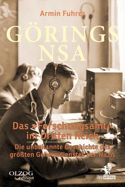 Görings NSA von Fuhrer,  Armin