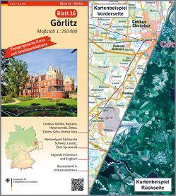 Görlitz von BKG - Bundesamt für Kartographie und Geodäsie