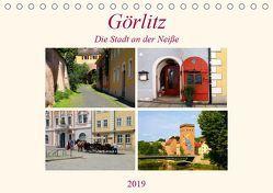 Görlitz – Die Stadt an der Neiße (Tischkalender 2019 DIN A5 quer) von Seidl,  Helene