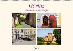 Görlitz – Die Stadt an der Neiße (Wandkalender 2019 DIN A2 quer) von Seidl,  Helene