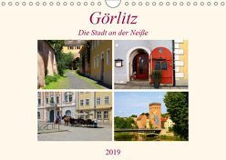 Görlitz – Die Stadt an der Neiße (Wandkalender 2019 DIN A4 quer) von Seidl,  Helene