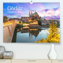 Görlitz – Fimstadt mit Charme (Premium, hochwertiger DIN A2 Wandkalender 2020, Kunstdruck in Hochglanz) von Männel,  Ulrich, studio-fifty-five