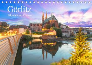 Görlitz – Fimstadt mit Charme (Tischkalender 2019 DIN A5 quer) von Männel,  Ulrich, studio-fifty-five