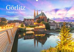 Görlitz – Fimstadt mit Charme (Wandkalender 2020 DIN A2 quer) von Männel,  Ulrich, studio-fifty-five