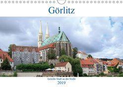 Görlitz – geteilte Stadt an der Neiße (Wandkalender 2019 DIN A4 quer) von Rebel - we're photography,  Werner
