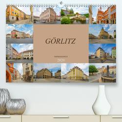 Görlitz Impressionen (Premium, hochwertiger DIN A2 Wandkalender 2020, Kunstdruck in Hochglanz) von Meutzner,  Dirk