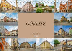 Görlitz Impressionen (Tischkalender 2019 DIN A5 quer) von Meutzner,  Dirk