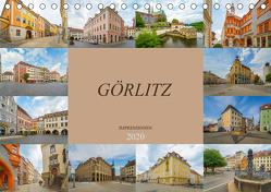 Görlitz Impressionen (Tischkalender 2020 DIN A5 quer) von Meutzner,  Dirk