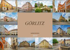 Görlitz Impressionen (Wandkalender 2019 DIN A2 quer) von Meutzner,  Dirk