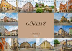 Görlitz Impressionen (Wandkalender 2019 DIN A4 quer) von Meutzner,  Dirk