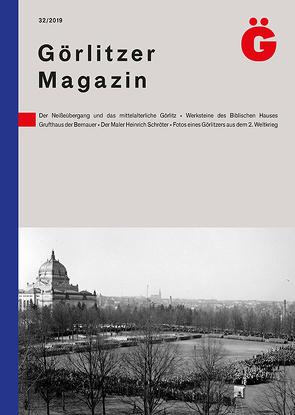 Görlitzer Magazin 32 von Oettel,  Gunter