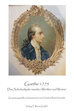 Goethe 1775 von Belz-Hensoldt,  Christine