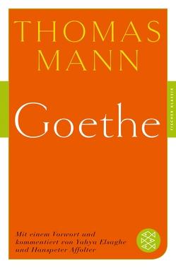 Goethe von Affolter,  Hanspeter, Elsaghe,  Yahya, Mann,  Thomas