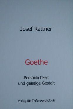 GOETHE von Rattner,  Josef