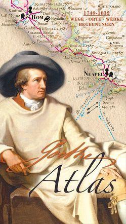 Goethe-Atlas von Hormes,  Stephan