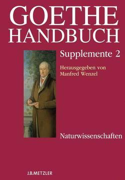 Goethe-Handbuch Supplemente von Beyer,  Andreas, Busch-Salmen,  Gabriele, Jeßing,  Benedikt, Osterkamp,  Ernst, Wenzel,  Manfred