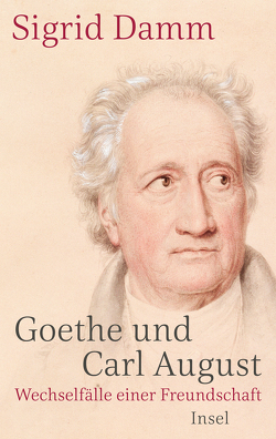 Goethe und Carl August von Damm,  Sigrid