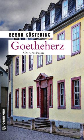 Goetheherz von Köstering,  Bernd