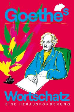 Goethes Wortschatz von Graf,  Peter