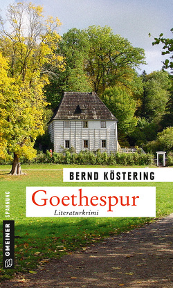 Goethespur von Köstering,  Bernd