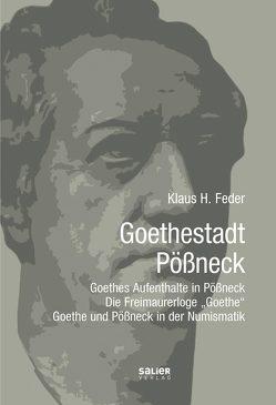 Goethestadt Pößneck von Feder,  Klaus H