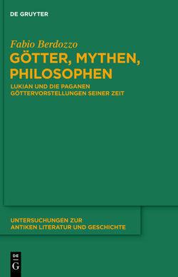 Götter, Mythen, Philosophen von Berdozzo,  Fabio