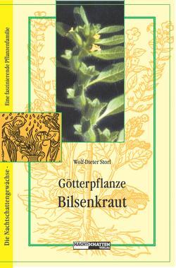 Götterpflanze Bilsenkraut von Storl,  Wolf-Dieter