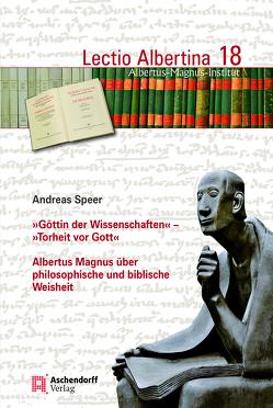 """""""Göttin der Wissenschaften"""" – """"Torheit vor Gott"""" von Speer,  Andreas"""
