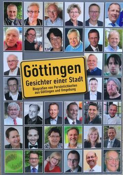 Göttingen – Gesichter einer Stadt von Sgonina,  Sabine