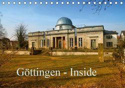 Göttingen – Inside (Tischkalender 2019 DIN A5 quer) von Eckerlin,  Claus