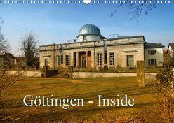 Göttingen – Inside (Wandkalender 2019 DIN A3 quer) von Eckerlin,  Claus