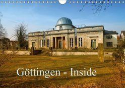 Göttingen – Inside (Wandkalender 2019 DIN A4 quer) von Eckerlin,  Claus