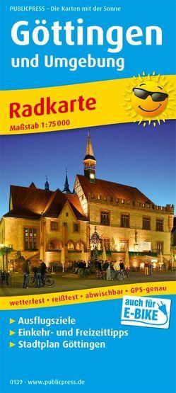 Göttingen und Umgebung